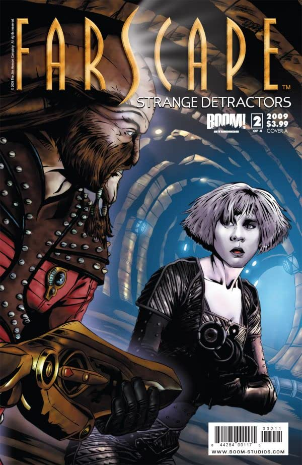 Farscape Vol 2.: Strange Detractors #2 (of 4)