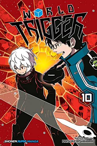 World Trigger Vol. 10