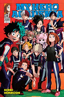 My Hero Academia Vol. 4