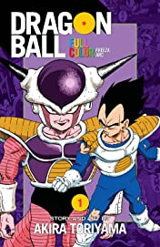 Dragon Ball Full Color: Freeza Arc Vol. 1