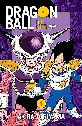Dragon Ball Full Color: Freeza Arc Vol. 1