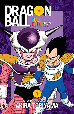 Dragon Ball Full Color: Freeza Arc Tome 1