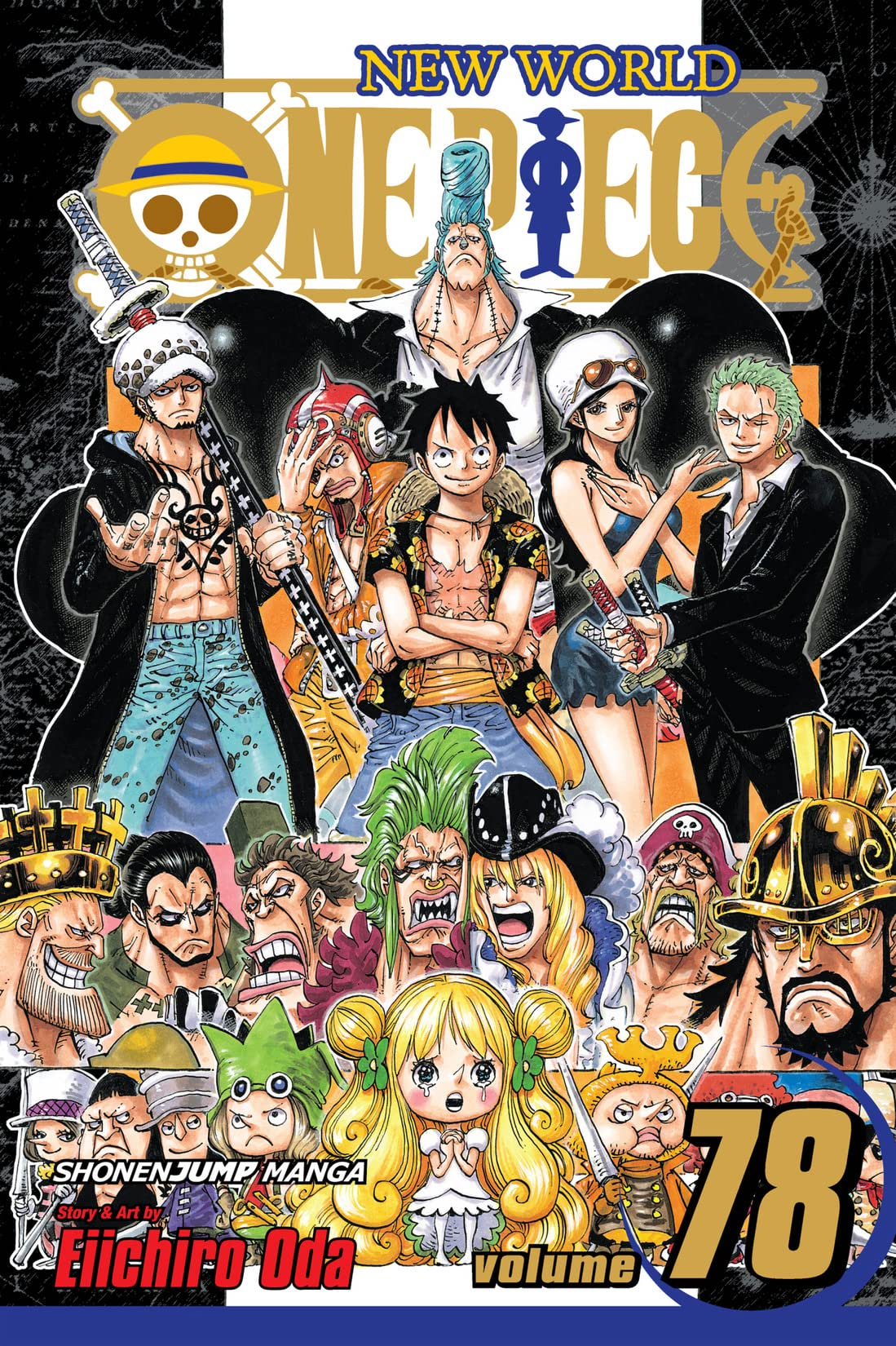 One Piece Vol. 78