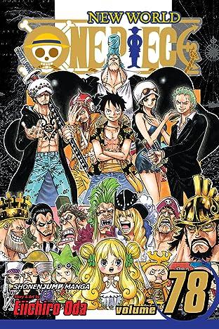 One Piece Vol. 78