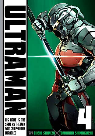 Ultraman Vol. 4