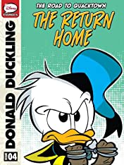 The Road to Quacktown #4: The Return Home