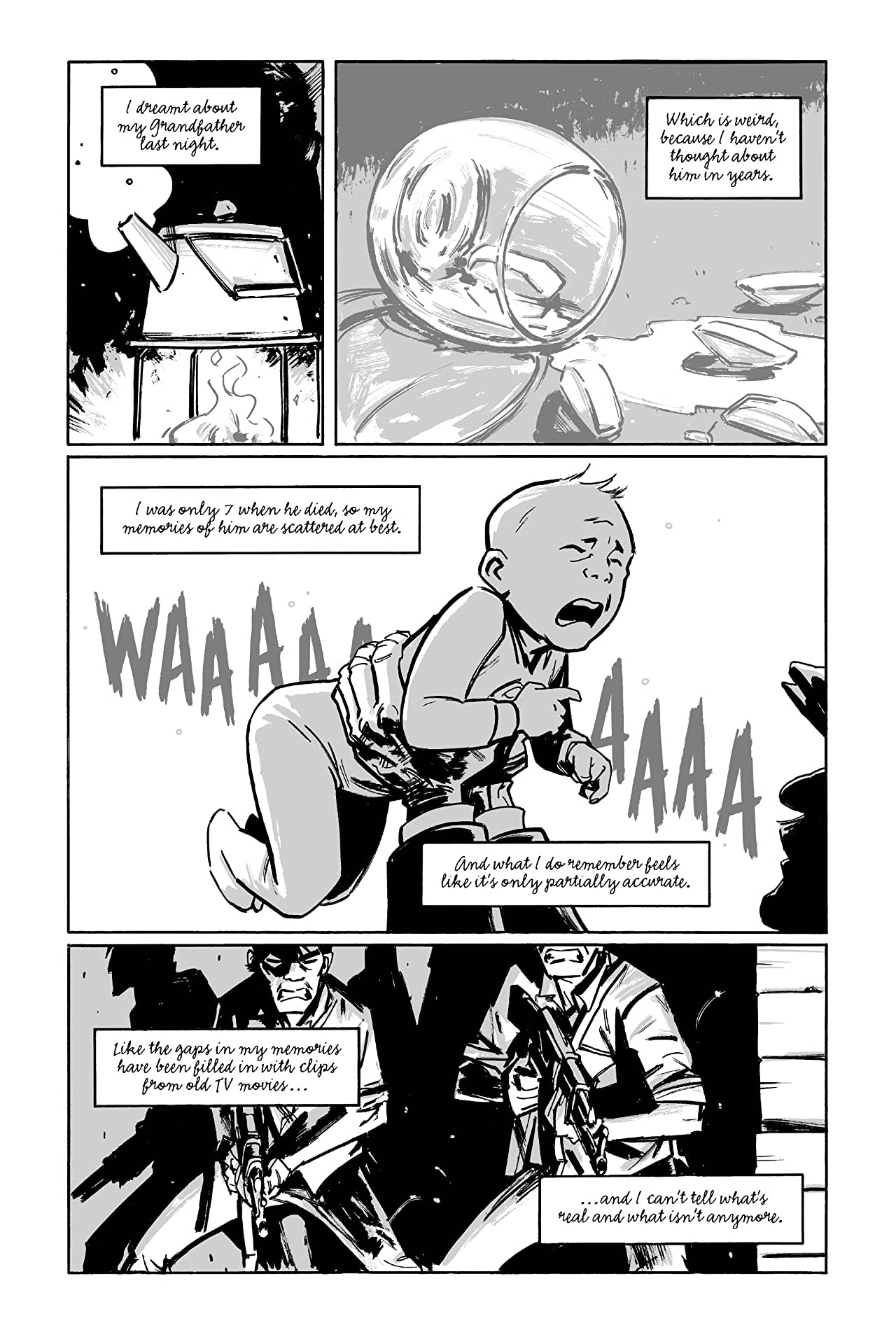 Guerillas Vol. 3: Chapter 1