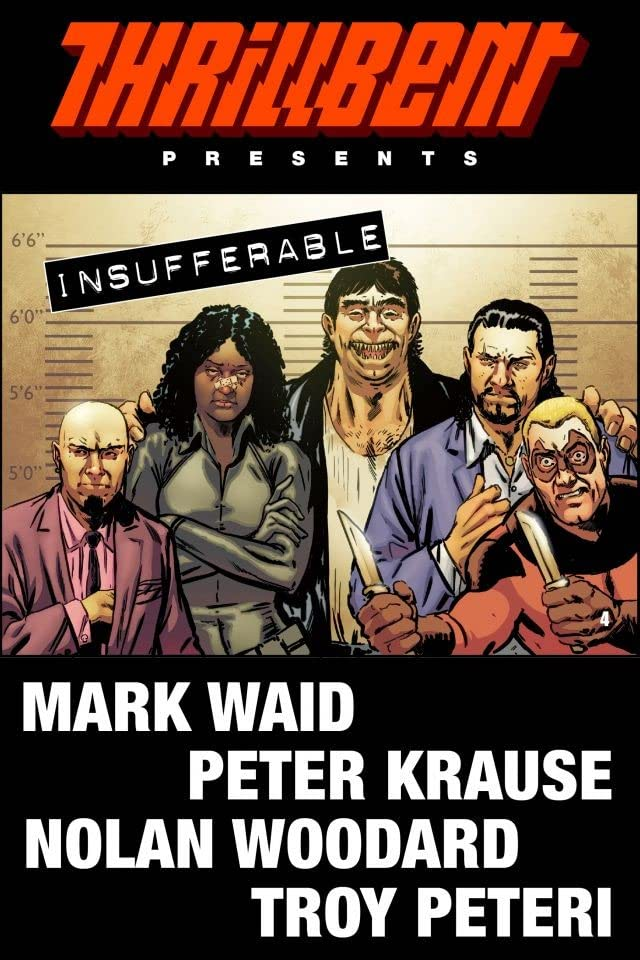 Insufferable #4