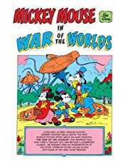 "Mickey Mouse in ""War of the Worlds"""