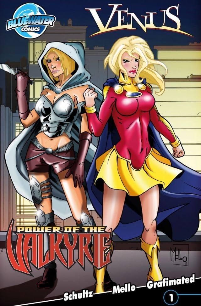 Odyssey Presents: Valkyrie vs. Venus #1