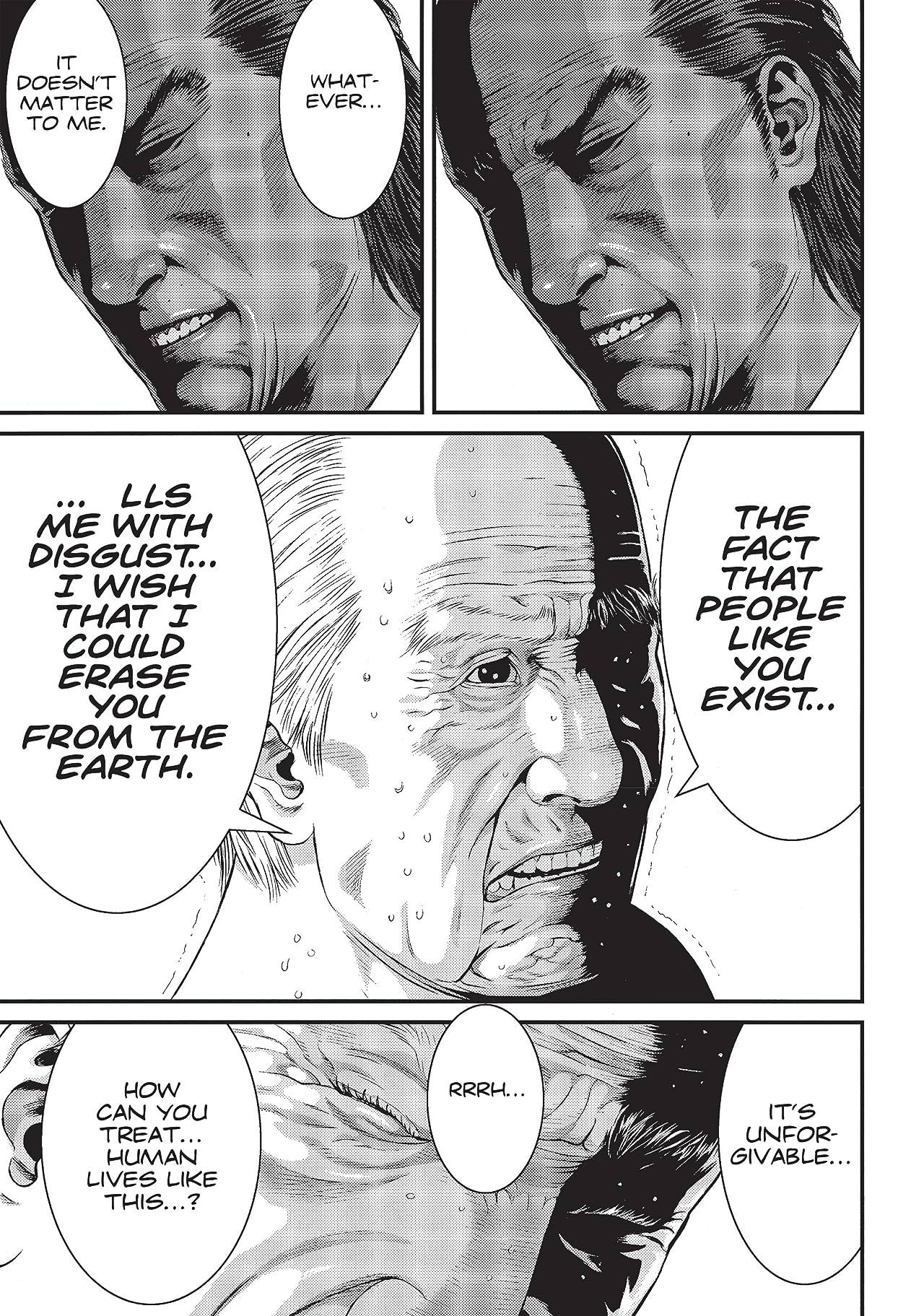 Inuyashiki #25