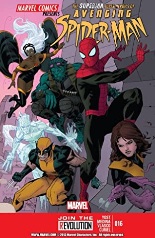 Avenging Spider-Man (2011-2013) No.16