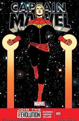 Captain Marvel (2012-2013) #9
