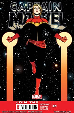 Captain Marvel (2012-2013) #9