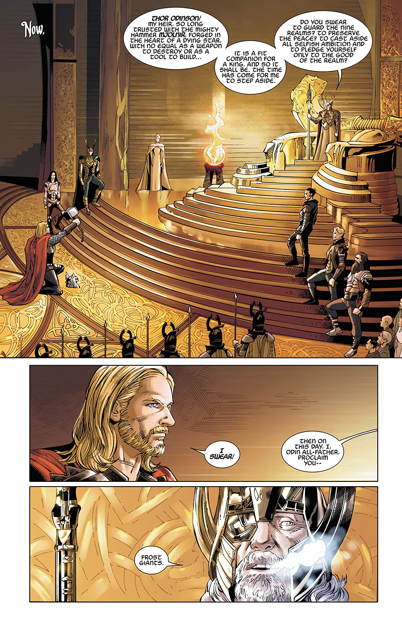 Marvel's Thor Adaptation #1 (of 2)
