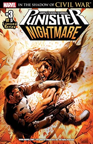 Punisher: Nightmare #3