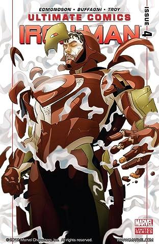 Ultimate Comics Iron Man #4 (of 4)
