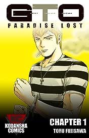 GTO: Paradise Lost #1