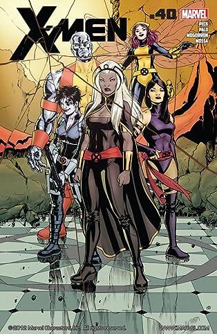 X-Men (2010-2013) #40
