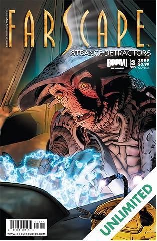 Farscape Vol. 2: Strange Detractors #3 (of 4)