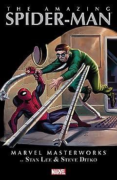 Amazing Spider-Man Masterworks Tome 2