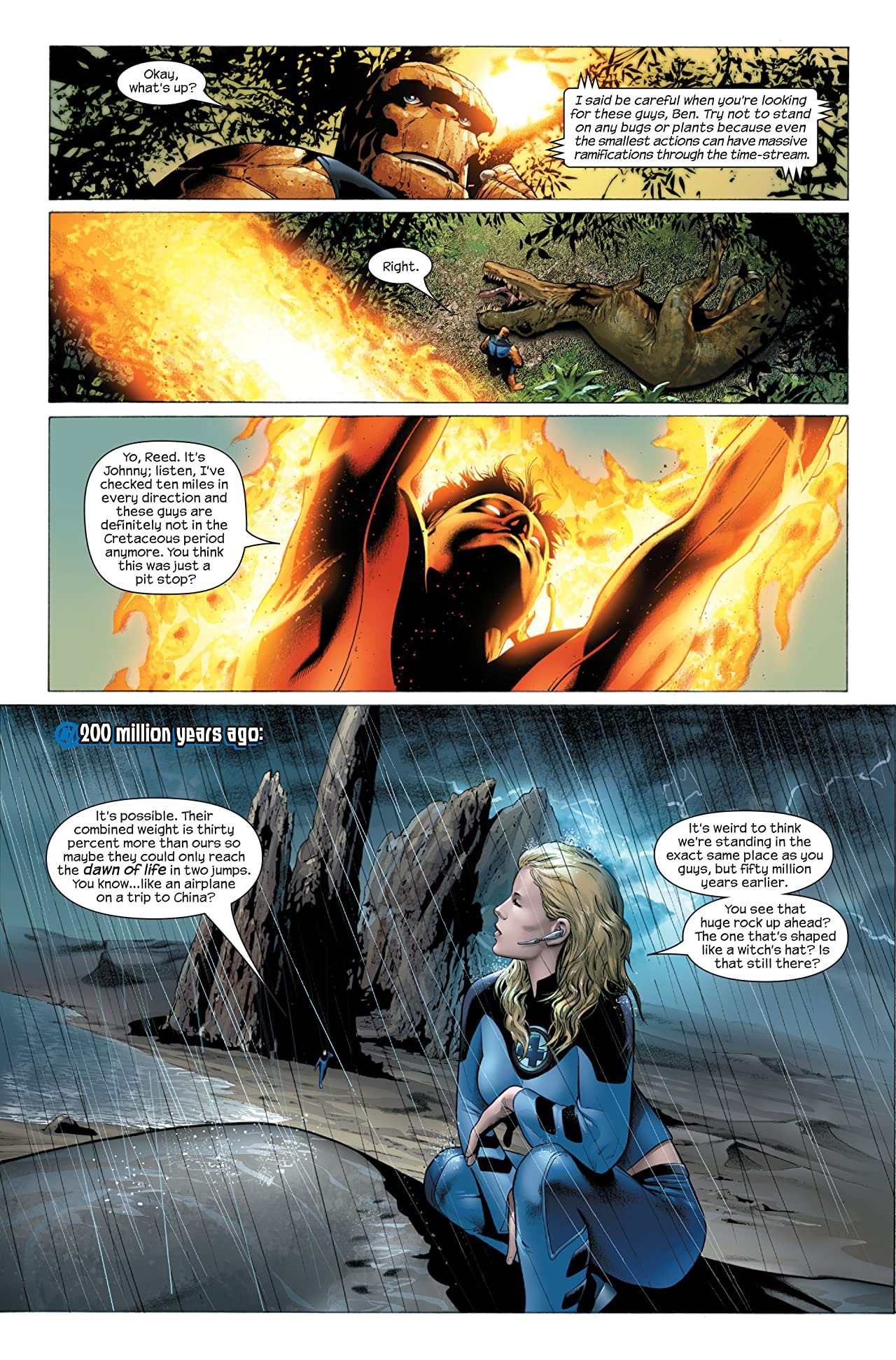 Ultimate Fantastic Four Tome 5: Crossover