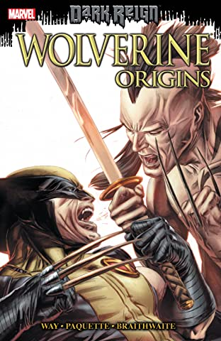 Wolverine: Origins - Dark Reign