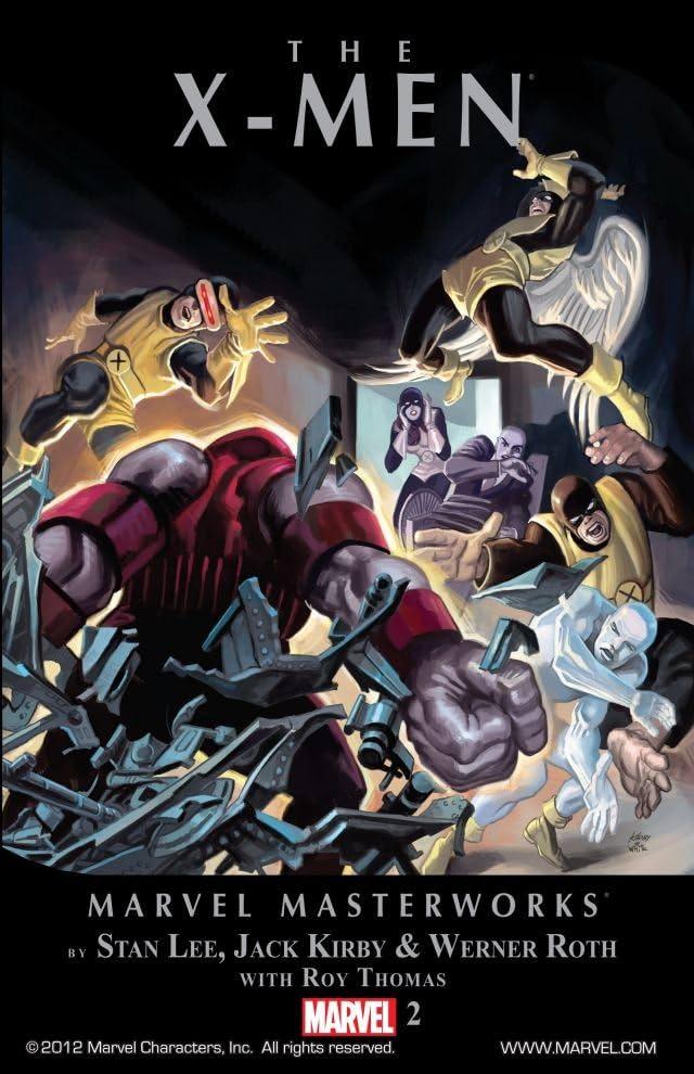 X-Men Masterworks Vol. 2