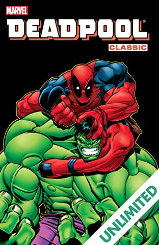 Deadpool Classic Vol. 2