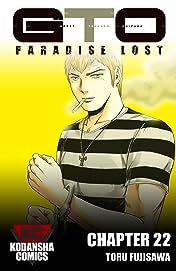 GTO: Paradise Lost #22