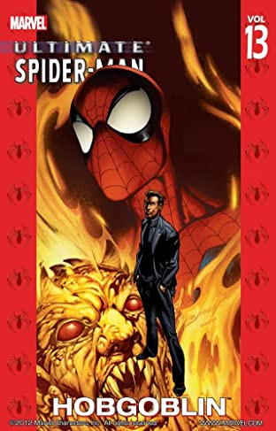 Ultimate Spider-Man Tome 13: Hobgoblin