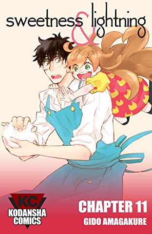 Sweetness and Lightning #11
