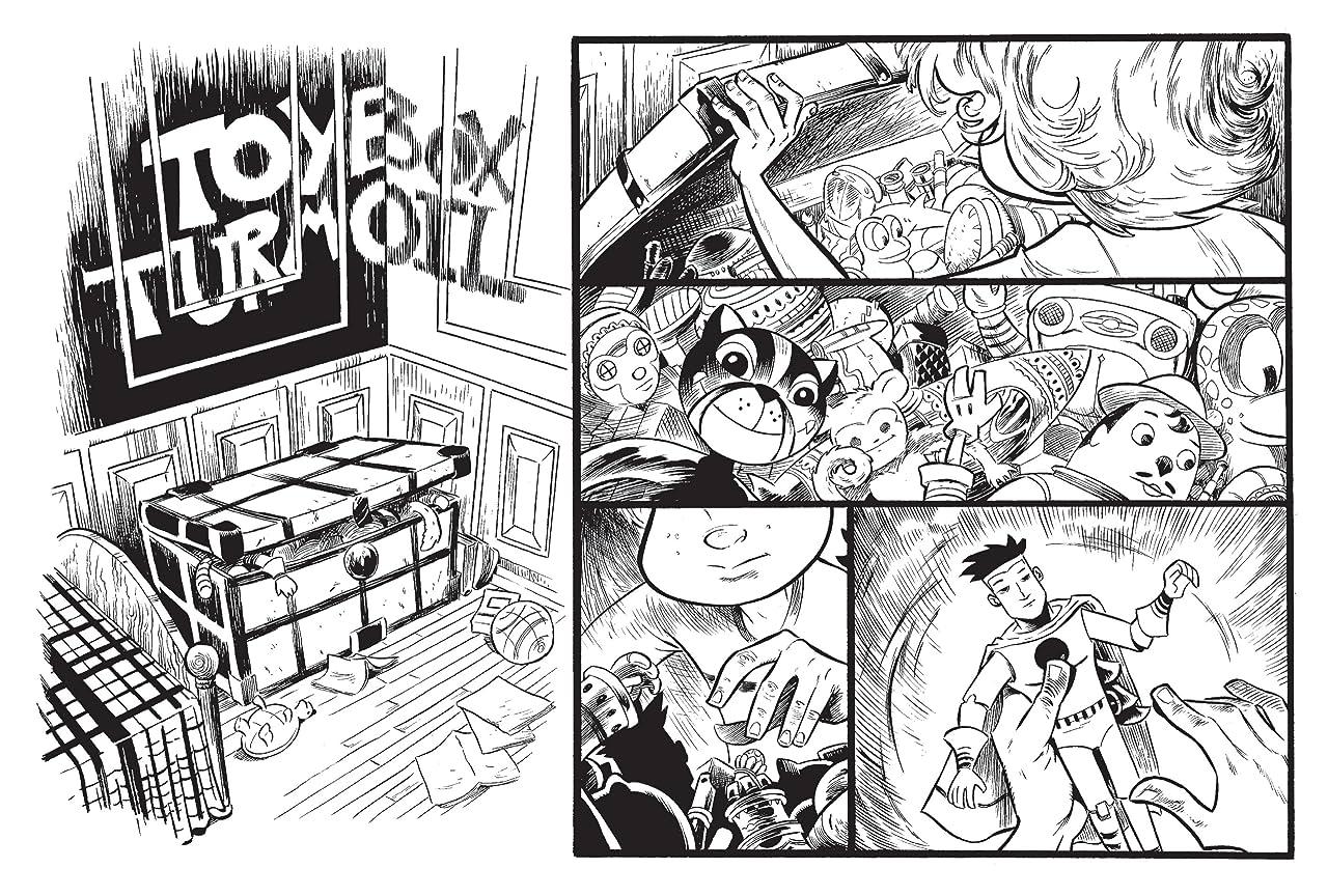 Toybox Turmoil: Preview