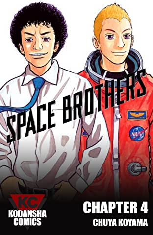 Space Brothers #4