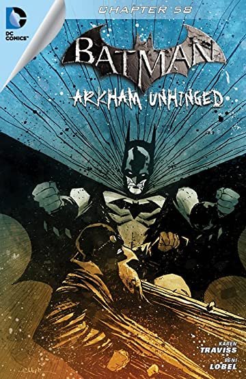 Batman: Arkham Unhinged #58