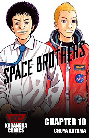 Space Brothers #10