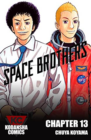 Space Brothers #13