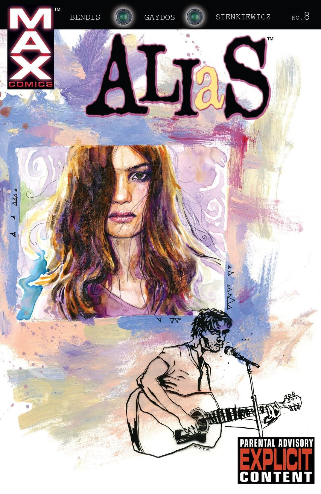 Alias (2001-2003) #8