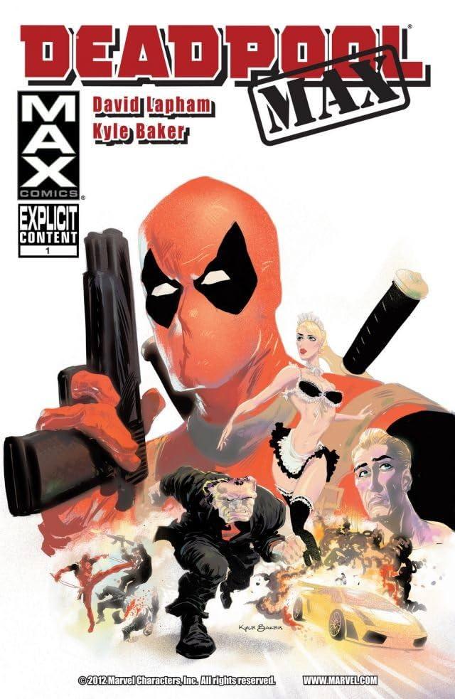 Deadpool Max #1