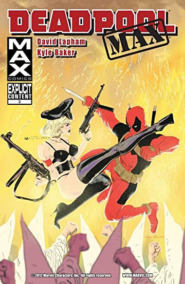 Deadpool Max #3