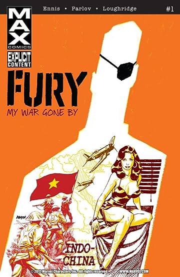 Fury Max #1