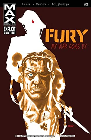 Fury Max #3