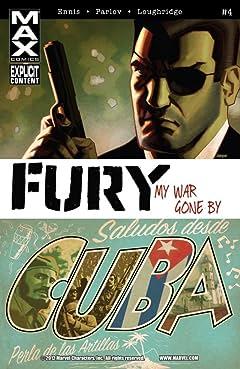Fury Max #4