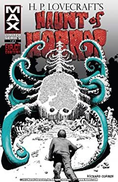 Haunt of Horror: Lovecraft #1 (of 3)