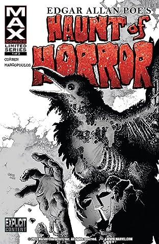 Haunt of Horror: Edgar Allan Poe No.1