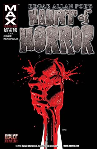 Haunt Of Horror: Edgar Allan Poe No.2