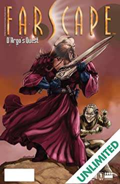 Farscape: Uncharted Tales Vol. 3: D'Argo's Quest #1 (of 4)
