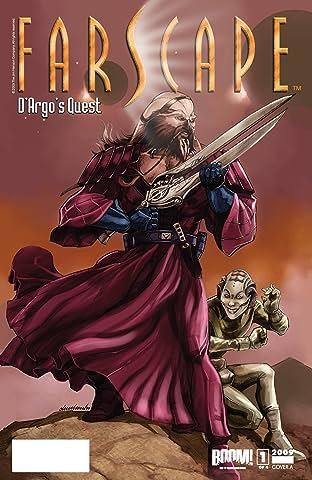 Farscape: Uncharted Tales Vol. 3: D'Argo's Quest No.1 (sur 4)