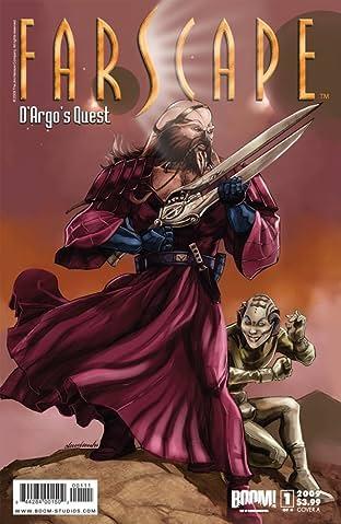 Farscape: D'Argo's Quest Vol. 3 #1 (of 4)