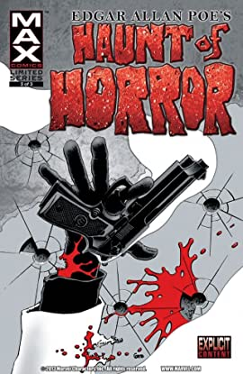 Haunt Of Horror: Edgar Allan Poe #3 (of 3)